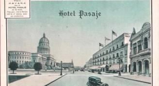 07El hotel Pasaje y los Aires Libre del Prado en un anuncio de los años 1930
