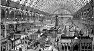 exposición eléctrica en Paris 1881