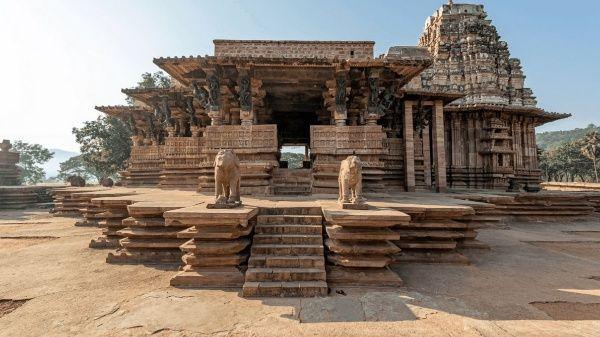 El Templo de Rudreshwara es el más importante dedicado a Shiva, uno de los dioses de la trinidad hinduista.| Foto: India News