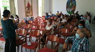 Historiadores habaneros en Casa Simón Bolivar rinden homenaje a la Cultura Cubana