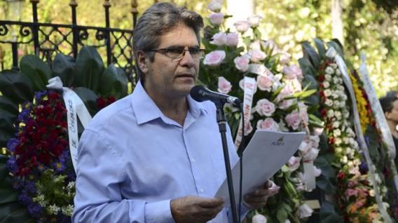 Rafael Acosta de Arriba, historiador de la figura de Carlos Manuel de Céspedes. Foto: Alexis Rodríguez